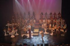 Benny's Big Show Orchestra in 2009