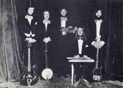 Hobo String Band in 1974