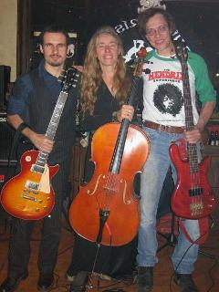 Freewheelers Cello Blues in 2008