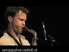 Joris Roelofs Quartet speelt Background Music