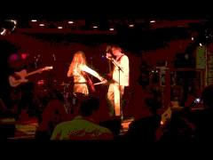 FREEWHEELERS CELLO BLUES @ Blues Party Mook, Netherlands.wmv