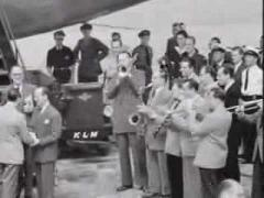 Warm welkom door The Skymasters (1949)
