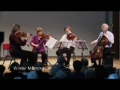 Utrecht String Quartet plays Tschaikowsky Op.39