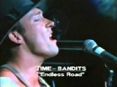 Time Bandits - Endless Road (1985 Music Video)
