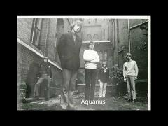 "Aquarius  - ""I need your loving"" 1970 Eigen nummer (live ingespeeld)"